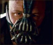 Bane in Dark Knight Rises