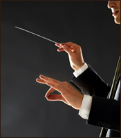 Conductor and Baton
