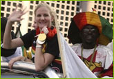 Kirsty Coventry Comes Home