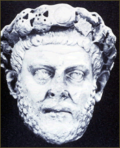 Head of Diocletian