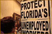 Unemployed in Florida