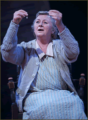 Sorcha Cusack as Ma Joad