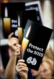 A Vigil for the NHS