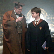 Harry Potter and Horace Slughorn