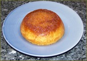 A Treacle Pudding