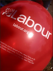 Labour Balloon
