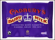 Jubilee Cadbury Bar