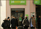A Queue at the Job Centre