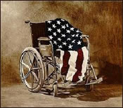 Veterans Wheelchair