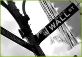 Wall Street Sign
